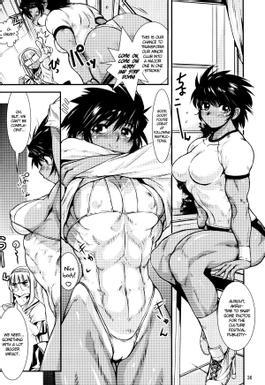 Muscle Women Hentai